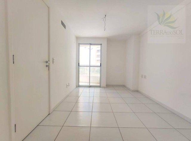 Apartamento com 3 dormitórios à venda, 81 m² por R$ 455.000 - Edson Queiroz - Fortaleza/CE - Foto 4