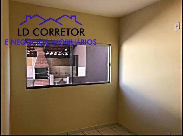 Casa de 2 Quartos em condomínio fechado completo em armários e espaço gourmet pronto - Foto 18