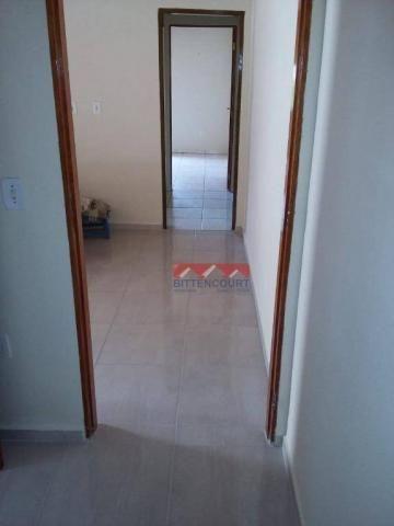 Casa com 1 dormitório para alugar, 50 m² por R$ 700,00/mês - Vila Santa Terezinha - Várzea - Foto 6