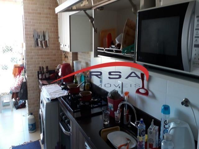 Excelente apartamento na Freguesia - Jacarepaguá | RSA Imóveis - Foto 7