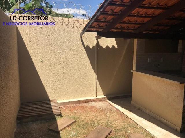 Casa de 2 Quartos em condomínio fechado completo em armários e espaço gourmet pronto - Foto 20
