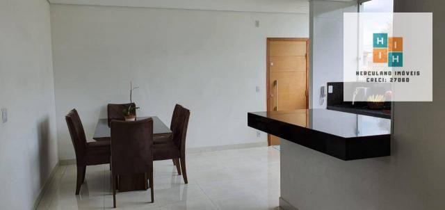 Apartamento com 2 dormitórios à venda, 70 m² por R$ 270.000,00 - Nossa Senhora Do Carmo II - Foto 15