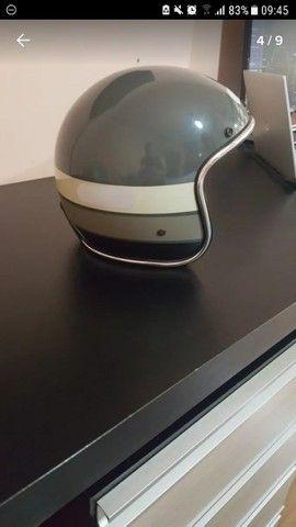 Capacete urban helmets + luva tamanho 56 - Foto 3