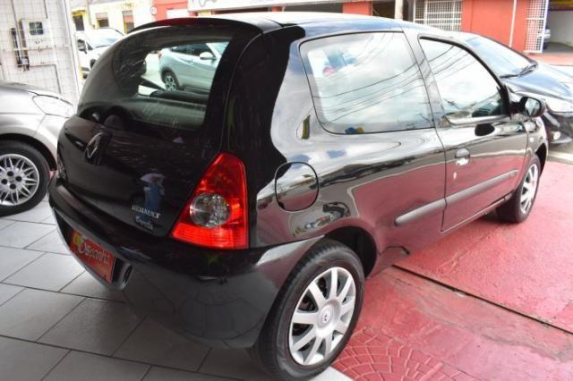 Renault clio hatch 2011 1.0 campus 16v flex 2p manual - Foto 3