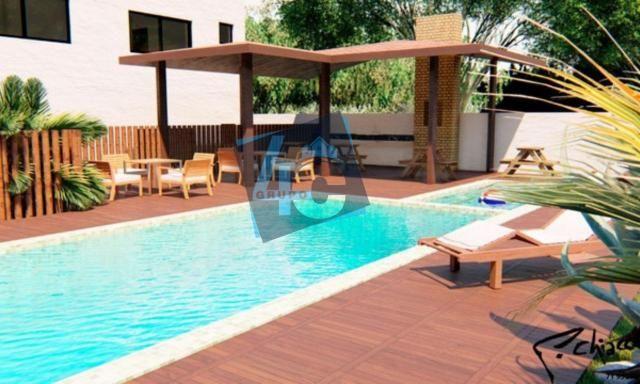 Apartamento com 3 dormitórios à venda, 89 m² por R$ 370.000 - Taperapuã - Porto Seguro/BA - Foto 10