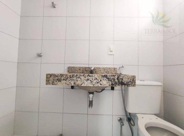 Apartamento com 3 dormitórios à venda, 81 m² por R$ 455.000 - Edson Queiroz - Fortaleza/CE - Foto 14