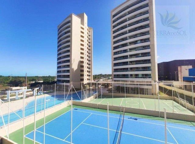 Apartamento com 3 dormitórios à venda, 81 m² por R$ 455.000 - Edson Queiroz - Fortaleza/CE - Foto 8