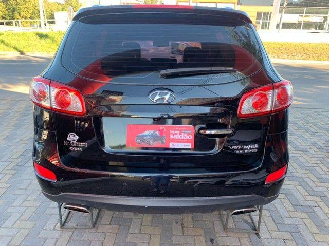Hyundai Santa Fe GLS 3.5 V6 4x4 Tiptronic 2011 Gasolina - Foto 6