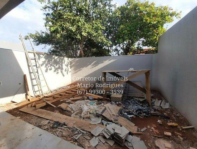 Taveiropolis Linda Casa com Área Gourmet 3 Quartos sendo um Suite Terreno nos Fundos  - Foto 4