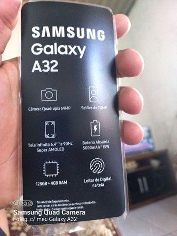 Celular Samsung a32 128 giga
