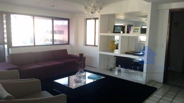 Apartamento para Locação em Maceió, Ponta Verde, 5 dormitórios, 4 suítes, 8 banheiros, 3 v - Foto 5