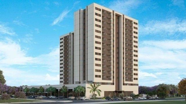 Samambaia-Apartamentos de 2 quartos com varanda-60m²-ao lado do Fórum