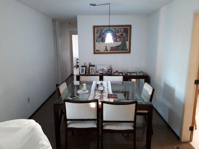 Apto com 3 suítes à venda, 114 m² por R$ 550.000 - Dionísio Torres - Fortaleza/CE - Foto 2