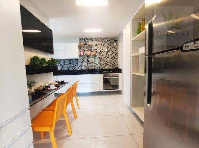 Apartamento com 3 dormitórios à venda, 127 m² por R$ 1.273.818 - Aldeota - Fortaleza/CE - Foto 12