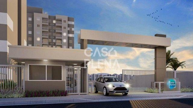 Apartamento à venda, 51 m² por R$ 265.500,00 - Dunas - Fortaleza/CE - Foto 2