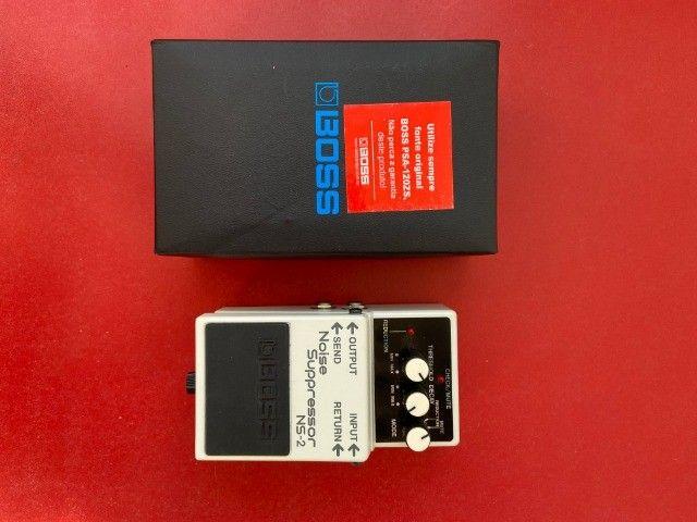 Pedal Boss Noise Supressor Ns-2 Original Super conservado - Foto 6