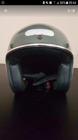 Capacete urban helmets + luva tamanho 56 - Foto 2