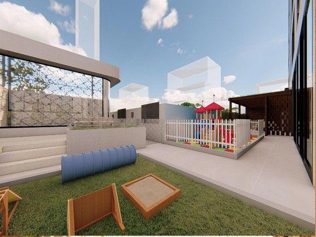 Apartamento em construção, 03 suítes, piscina, varanda, 03 vagas de garagem privativas, Ba - Foto 10