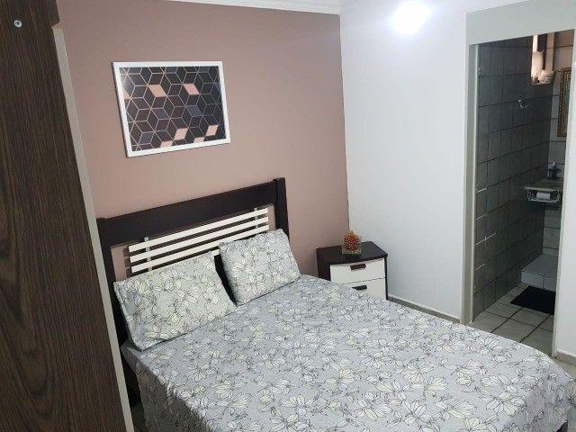 Ponta de Campina  - Vendo apartamento mobiliado! 200 metros do mar!  - Foto 16
