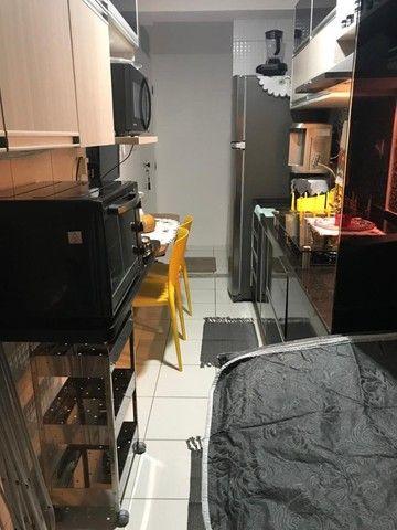Apartamento 2/4 com Todos os Móveis Planejados - 55m² - Serraria - Foto 10
