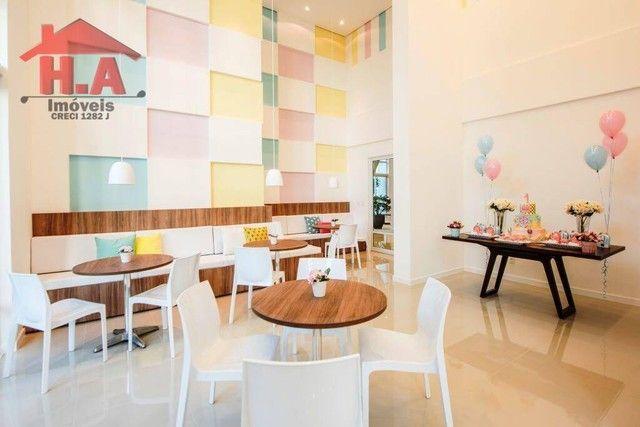 Apartamento à venda, 70 m² a partir de R$ 498.000 - Engenheiro Luciano Cavalcante - Fortal - Foto 13
