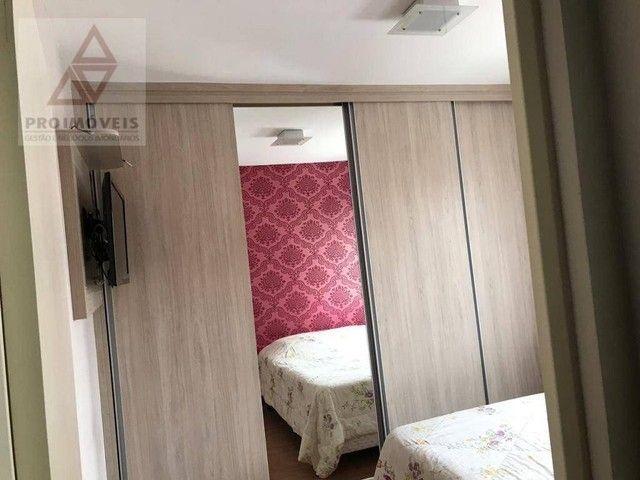Apartamento com 2 dormitórios à venda, 77 m² por R$ 235.000,00 - Vila Omar - Americana/SP - Foto 8