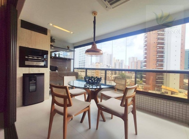 Apartamento com 3 dormitórios à venda, 162 m² por R$ 1.490.000,00 - Aldeota - Fortaleza/CE - Foto 6