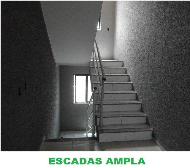Alugo Apartamento 03 Quartos e Lazer Com Piscina no Bairro Maraponga - Foto 9