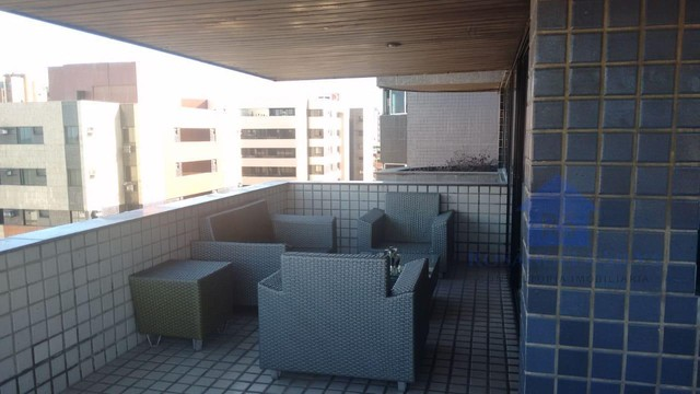 Apartamento para Locação em Maceió, Ponta Verde, 5 dormitórios, 4 suítes, 8 banheiros, 3 v - Foto 4