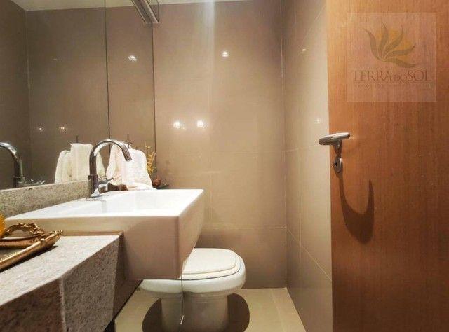 Apartamento com 3 dormitórios à venda, 146 m² por R$ 1.095.000 - Engenheiro Luciano Cavalc - Foto 8