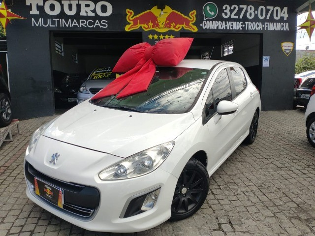 Peugeot 308  1.6 ano 2013 + dvd impecavel valor 32990 aceito trocas