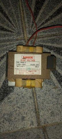 Transformador de Micro-Ondas - Foto 2