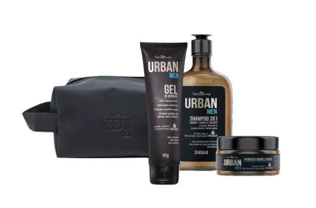 Kit Farmaervas Urban Men 4x1