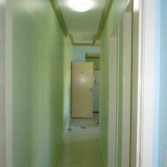 Apê mobiliado e climatizado Condomínio harmonia  - Foto 2