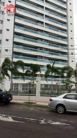 Apartamento com 3 dormitórios à venda, 111 m² por R$ 850.000 - Aldeota - Fortaleza/CE - Foto 2