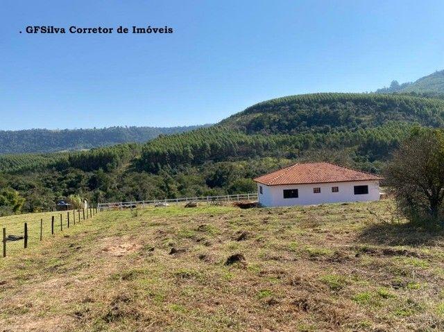 Chácara 10.000 m2 Casa Nova 3 dorm. suite Escritura Ref. 421 Silva Corretor - Foto 9