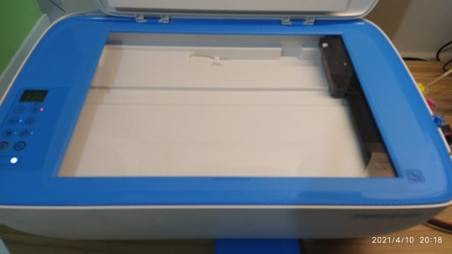 Impressora HP DeskJet 3636 - Foto 2