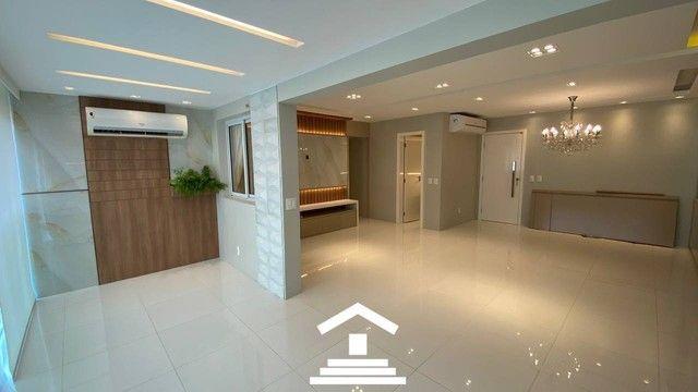 RS Apartamento de 131 metros - todo projetado e climatizado com ITBI E CARTÓRIO GRÁTIS  - Foto 6