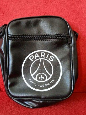 Bolsa Sholder Bag transversal de ombro com alça - Foto 3