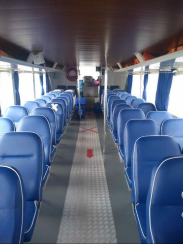 Lancha pra passageiro 40 pessoas  - Foto 3