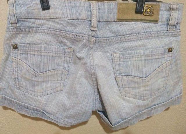 Short Jeans Feminino - Foto 3