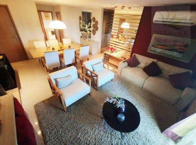 Apartamento com 3 dormitórios à venda, 146 m² por R$ 1.095.000 - Engenheiro Luciano Cavalc - Foto 5