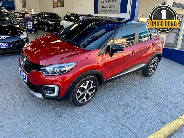 Renault Captur 2018 2.0 16v hi-flex intense automático