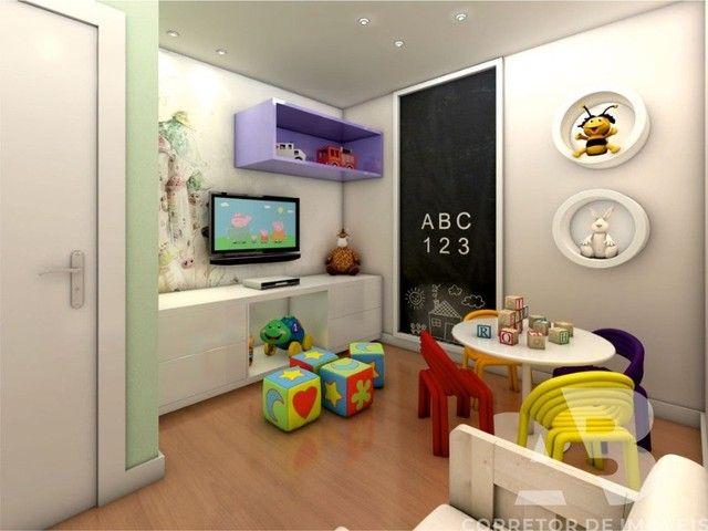 Apartamento com 02 suítes + 02 demi suítes, cozinha grill, 03 vagas de garagem privativas, - Foto 9