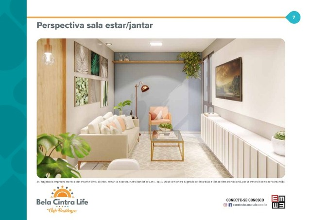 Condominio bela cintra life residence - Foto 3