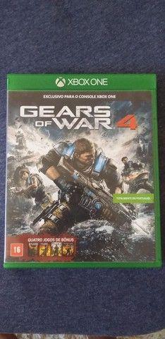 2 jogos de Xbox one usado e mais um filme