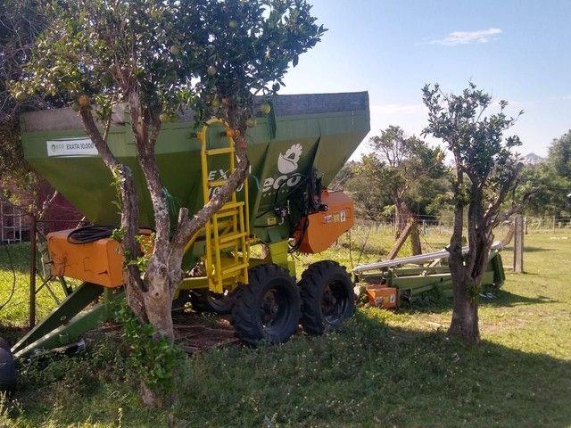 0 KM - Vendo Carreta Distribuidora de Fertilizantes - Oportunidade Única  - Foto 2