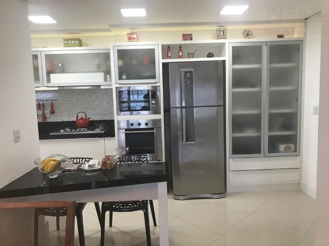 Mobiliado e decorado - 2 dormitórios com suíte - Praia Grande em Torres / RS - Excelente - Foto 10