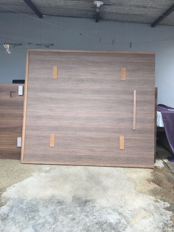 Painel de madeira 2,10 x 1,85 - Foto 4