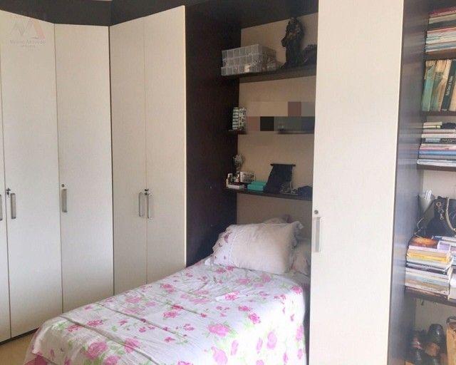 Amplo apartamento no Ed. Solar de Ainá - 3 suítes, estilo clássico, andar alto, bairro do  - Foto 18